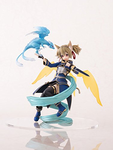 Image 3 for Sword Art Online II - Pina - Silica - 1/8 - ALO ver. (Aoshima, FunnyKnights)
