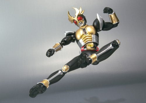 Image 3 for Kamen Rider Agito - Kamen Rider Agito Ground Form - S.H.Figuarts - 1/12 (Bandai)