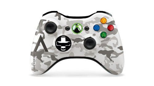 Image 1 for Xbox 360 Wireless Controller SE (Arctic Camouflage)