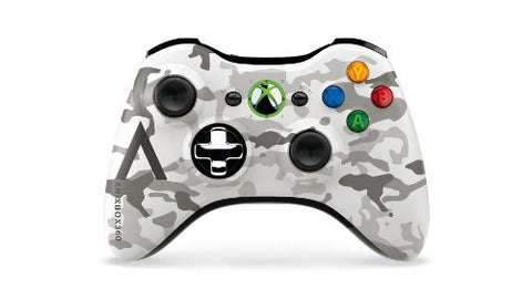 Image for Xbox 360 Wireless Controller SE (Arctic Camouflage)