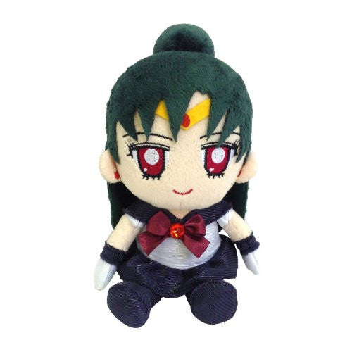 Image 1 for Bishoujo Senshi Sailor Moon - Sailor Pluto - Mini Cushion - Sailor Moon Mini Plush Cushion (Bandai)