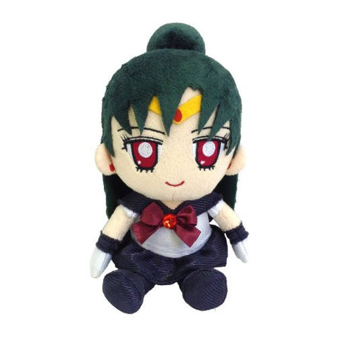 Bishoujo Senshi Sailor Moon - Sailor Pluto - Mini Cushion - Sailor Moon Mini Plush Cushion (Bandai)