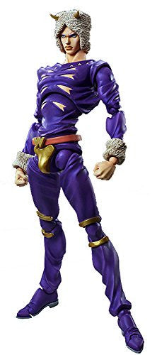 Image 1 for Jojo no Kimyou na Bouken - Stone Ocean - Weather Report - Super Action Statue #76 (Medicos Entertainment)