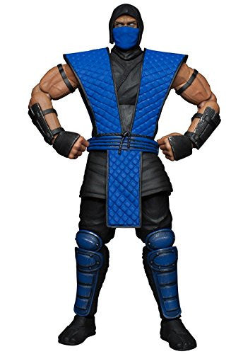 Image 1 for Mortal Kombat VS Series- Classic Sub-Zero - 1/12 (Storm Collectibles)