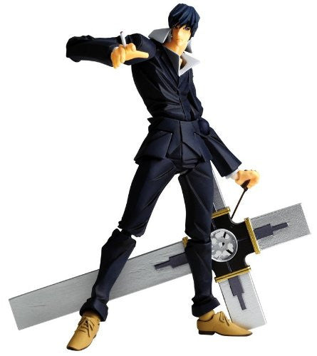 Image 1 for Trigun: Badlands Rumble - Nicholas D. Wolfwood - Revoltech - No. 092
