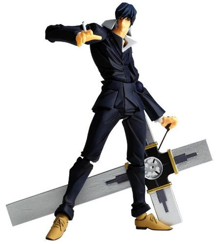 Image for Trigun: Badlands Rumble - Nicholas D. Wolfwood - Revoltech - No. 092