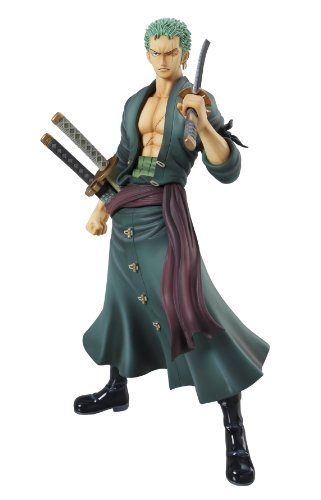 "Image 2 for One Piece - Roronoa Zoro - Excellent Model - Portrait Of Pirates ""Sailing Again"" - 1/8 - Timeskip ver. (MegaHouse)"