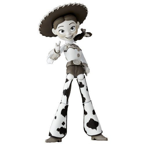 Image 1 for Toy Story 2 - Toy Story 3 - Jessie - Revoltech - Revoltech SFX 048 - Sepia Color Ver (Kaiyodo)