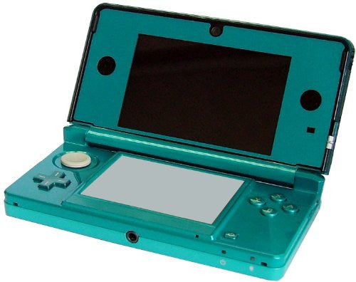 Image 2 for Console Protection Film for 3DS (Blue)
