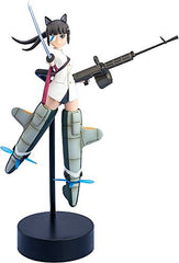 Strike Witches Movie - Miyafuji Yoshika - Plamax MF-05 - Minimum Factory - 1/20 (Max Factory)