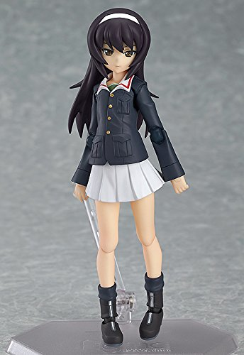 Image 2 for Girls und Panzer - Reizei Mako - Figma #247 (Max Factory)