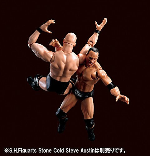 Image 3 for WWE - The Rock - S.H.Figuarts (Bandai)