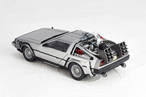 Image 12 for Back to the Future Part II - DeLorean Time Machine - Figure Complex Movie Revo No.001 - Revoltech (Kaiyodo)