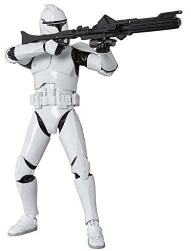 Image 1 for Star Wars - Clone Trooper - S.H.Figuarts - Star Wars Episode II : Attack of the Clones (Bandai)