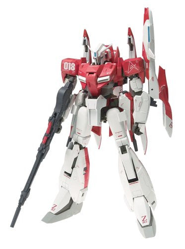 "Image 1 for Gundam Sentinel - MSZ-006A1 Zeta Plus A1 - MSZ-006C1 Ζeta Plus C1 - MSZ-006C1[bst] Zeta Plus C1 ""Hummingbird"" - Gundam Fix Figuration Metal Composite 1005 - 1/100 - Red ver. (Bandai)"