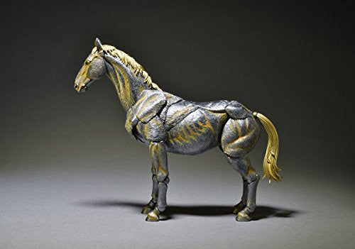 Image 6 for KT Project KT-007 - Revoltech - Horse - Iron Rust (Kaiyodo)