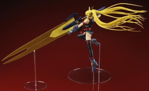 Image 4 for Mahou Shoujo Lyrical Nanoha StrikerS - Fate T. Harlaown - 1/7 - Shin Sonic Form (Alter)