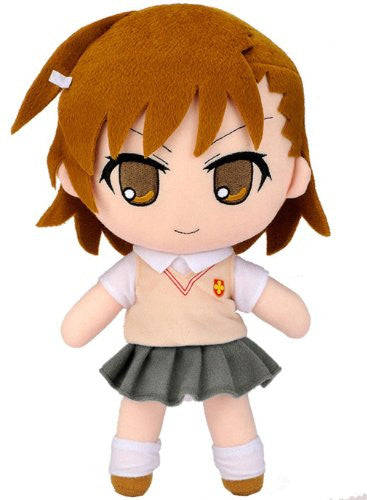 Image 1 for To Aru Majutsu no Index II - Misaka Mikoto - Nendoroid Plus #46 (Gift)