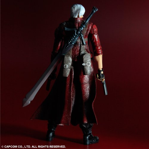 Image 9 for Devil May Cry 3 - Dante Sparda - Play Arts Kai (Square Enix)