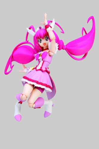 Image 5 for Smile Precure! - Cure Happy - Candy - S.H.Figuarts (Bandai)