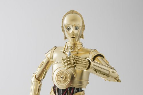 Image 8 for Star Wars - C-3PO - 12 Perfect Model - Chogokin - 1/6 (Bandai, Sideshow Collectibles)