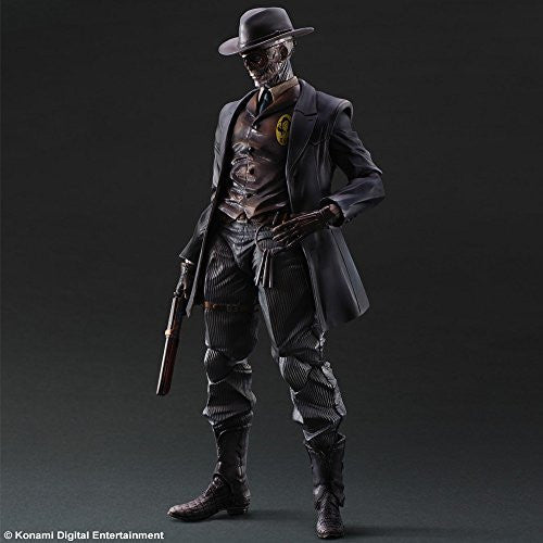 Image 4 for Metal Gear Solid V: The Phantom Pain - Skull Face - Play Arts Kai (Square Enix)