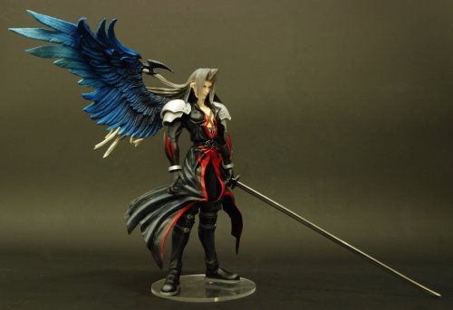 Image 3 for Kingdom Hearts - Sephiroth - Play Arts - Kingdom Hearts Play Arts Vol.2 - no.6 - Olympus Colliseum Seraphim (Kotobukiya, Square Enix)