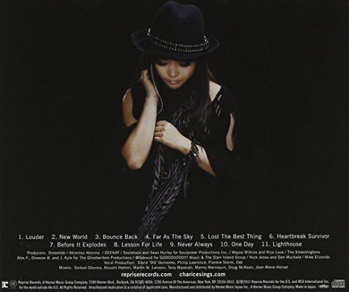 Image 2 for Infinity / Charice [Limited Edition]