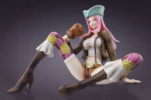 Image 6 for One Piece - Jewelry Bonney - Portrait Of Pirates DX - Excellent Model - 1/8 (MegaHouse)