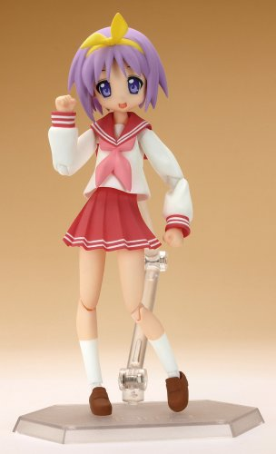 Image 5 for Lucky☆Star - Hiiragi Tsukasa - Figma #012 - Winter School Uniform Ver. (Max Factory)