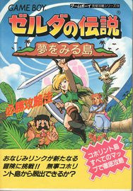 Image 1 for Legend Of Zelda Link's Awakening Winning Strategy Book / Gb