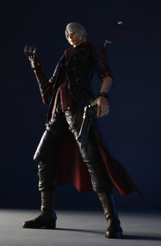 Image 3 for Devil May Cry 4 - Nero - Play Arts Kai (Square Enix)