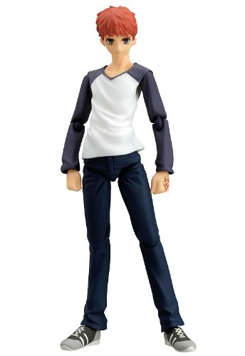 Image 1 for Fate/Stay Night - Emiya Shirou - Figma #051 - Casual Clothes Ver. (Max Factory)