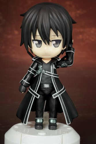 Image 6 for Sword Art Online - Kirito - Nanorich - Voice Collection (Griffon Enterprises)