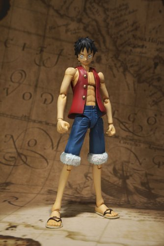 Image 7 for One Piece - Monkey D. Luffy - S.H.Figuarts (Bandai)