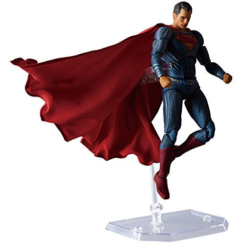 Image 5 for Batman v Superman: Dawn of Justice - Superman - Mafex No.018 (Medicom Toy)