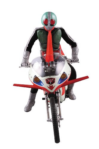 Image 3 for Kamen Rider - Shin Cyclone - Real Action Heroes - 1/6 (Medicom Toy)