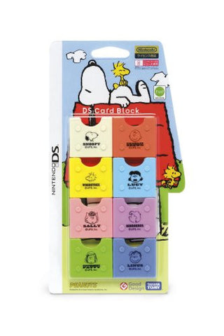 Image for Peanuts DS Card Block