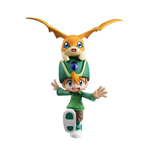 Image 1 for Digimon Adventure - Patamon - PicoDevimon - Takaishi Takeru - G.E.M. - 1/10 (MegaHouse)