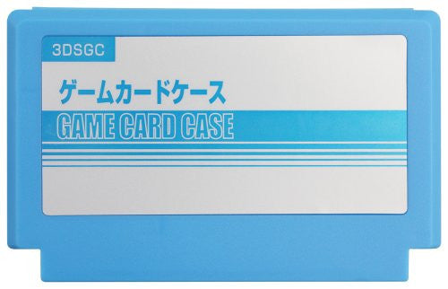 Image 3 for Retro Game Card Case for 3DS (Blue)