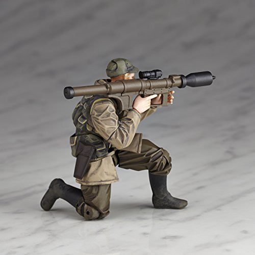 Image 6 for Metal Gear Solid V: The Phantom Pain - Soldier (Soviet Army) - Revolmini rmex-002 - Revoltech (Kaiyodo)