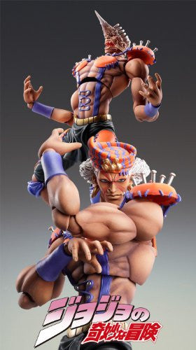 Image 2 for Jojo no Kimyou na Bouken - Battle Tendency - ACDC - Super Action Statue #46 (Medicos Entertainment)