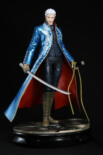 Image 1 for Devil May Cry 3 - Vergil Sparda - ARTFX Statue - 1/6 (Kotobukiya)