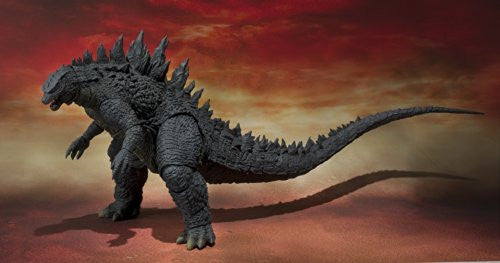 Image 4 for Godzilla (2014) - Gojira - S.H.MonsterArts (Bandai)