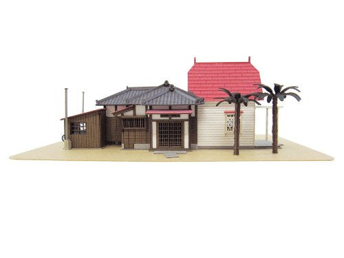Image 4 for Tonari no Totoro - Model Train - Satsuki & Mei's House - 1/150 (Sankei)