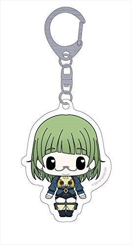 Image 1 for Hitsugi no Chaika - Zuita Brusasco - Keyholder (Penguin Parade)