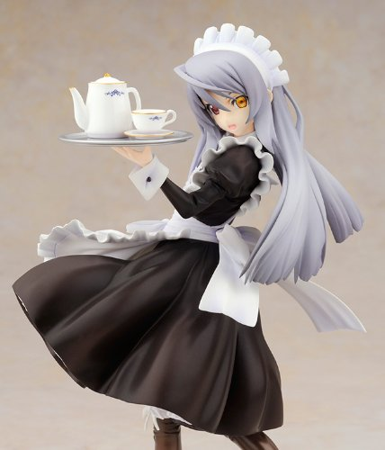 Image 10 for IS: Infinite Stratos - Laura Bodewig - 1/8 - Maid ver. (Alter)