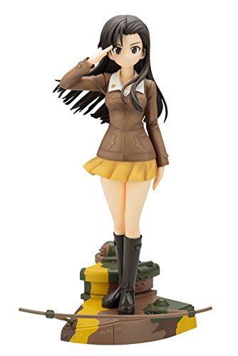 Image 1 for Girls und Panzer der Film - Nishi Kinuyo - 1/7