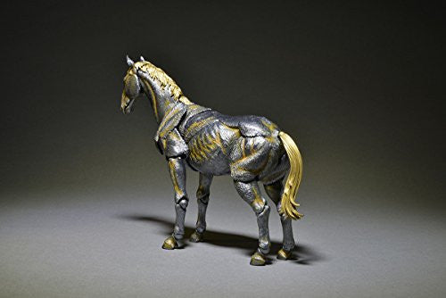 Image 8 for KT Project KT-007 - Revoltech - Horse - Iron Rust (Kaiyodo)