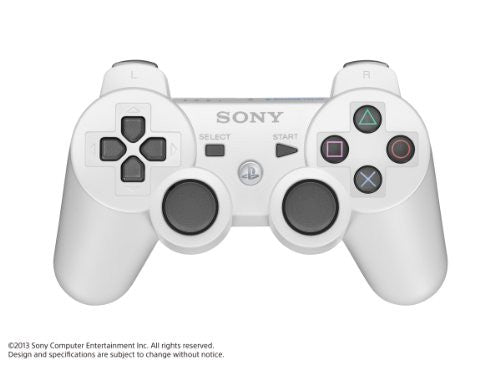 Dual Shock 3 PlayStation®Vita TV Edition (White)
